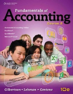 Fundamentals of Accounting: Course 2 (Paperback)