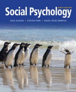 Social Psychology (Other book format)