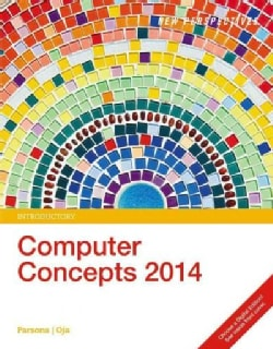 Computer Concepts 2014: Introductory (Paperback)