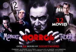 Midnight Horror Theater: 32 Film Collection (DVD)