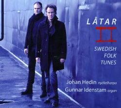 LATAR 2-SWEDISH FOLK TUNES - LATAR 2-SWEDISH FOLK TUNES