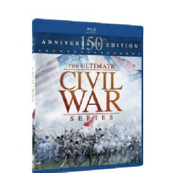 The Ultimate Civil War Series: 150th Anniversary Edition (Blu-ray Disc)