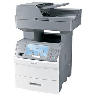 Lexmark X650 X656DE Laser Multifunction Printer - Monochrome - Plain