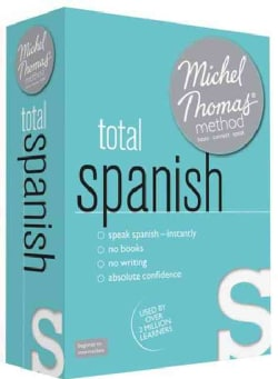 Total Spanish: Beginner to Intermediate