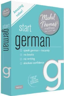 Michel Thomas Method Start German: Beginner (CD-Audio)