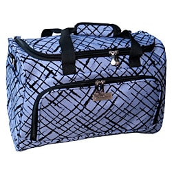 Jenni Chan Brush Strokes 18-inch Carry-on City Duffel Bag