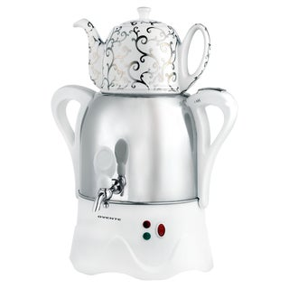 Ovente Samovar SB19 White Tea Maker