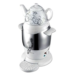 Ovente Samovar S21 White Tea Maker