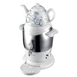 Ovente Samovar S21 White Tea Maker