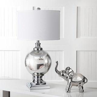 Safavieh Lighting 29-inch Glass Sphere Table Lamp
