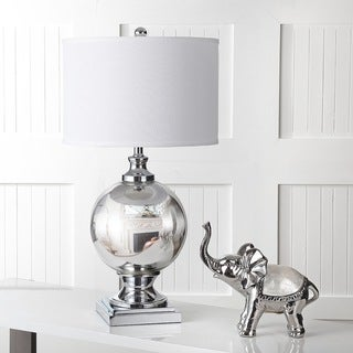 "Safavieh Lighting 29-inch Glass Sphere Table Lamp - 15""x15""x28"""