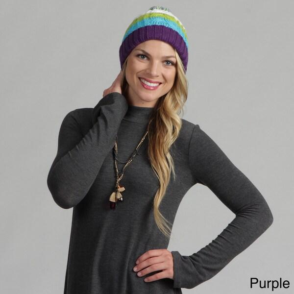 Boulder Gear Women's Cable Knit Beanie