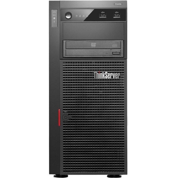 Lenovo ThinkServer TS430 04411GU 5U Tower Server - 1 x Intel Xeon E3-
