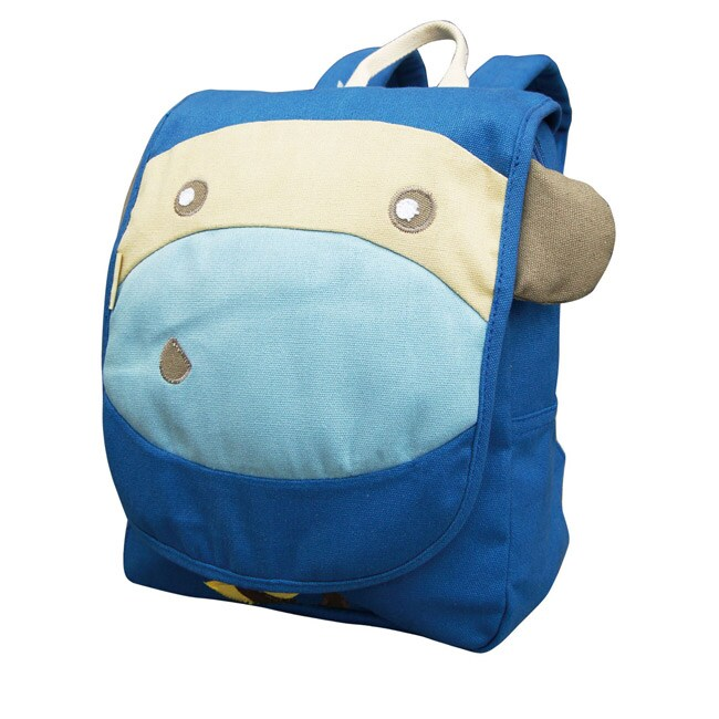 EcoZoo Monkey II 11.5-inch Kid's Mini Backpack