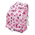 Dually Bear Print 12-inch Kids Backpack