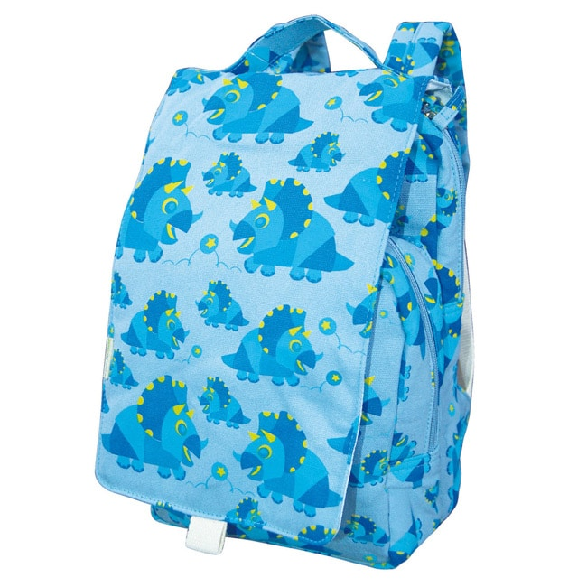 Ecogear Dually Dinosaur Print 12-inch Blue Kids Backpack with Insulated Cooler at Sears.com