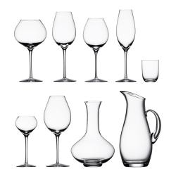 Orrefors Difference Decanter