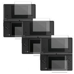 BasAcc Screen Protector for Nintendo Dsi (Pack of 3)