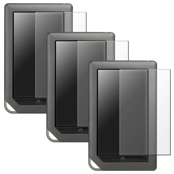 INSTEN Anti-glare LCD Protector for Barnes & Noble Nook Color (Pack of 3)
