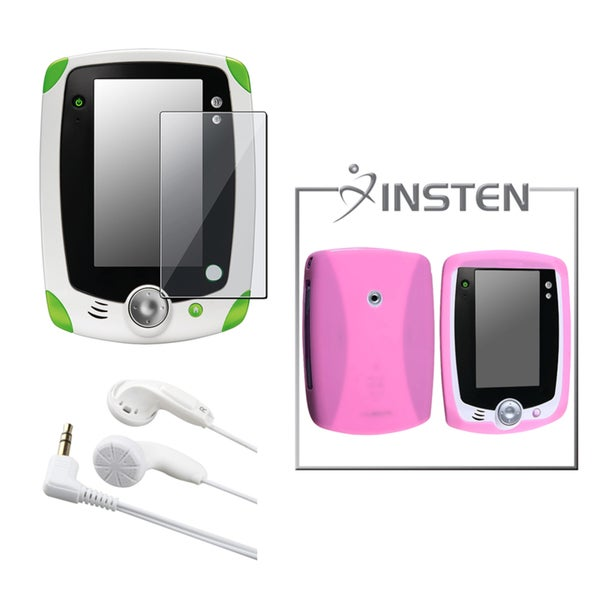 INSTEN Phone Case Cover / Protector/ Headset for LeapFrog LeapPad