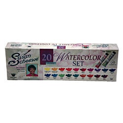 Weber Susan Scheewe 20-tube Watercolor Set