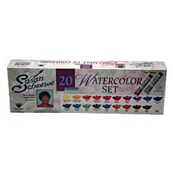 Weber Susan Scheewe 20-tube Watercolor Set