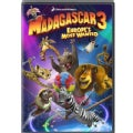 Madagascar 3: Europe's Most Wanted (DVD)