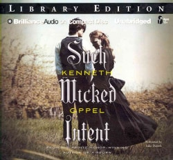 Such Wicked Intent: Library Edition (CD-Audio)