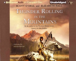 Thunder Rolling in the Mountains (CD-Audio)