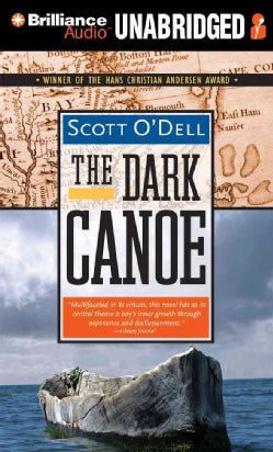 The Dark Canoe (CD-Audio)