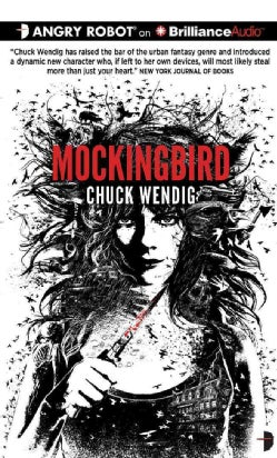 Mockingbird (CD-Audio)