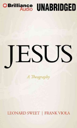 Jesus: A Theography: Library Edition (CD-Audio)