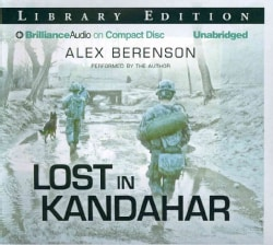 Lost in Kandahar: Library Edition (CD-Audio)