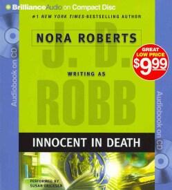 Innocent in Death (CD-Audio)