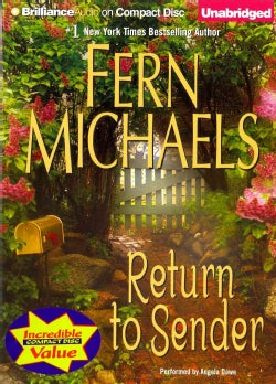 Return to Sender (CD-Audio)