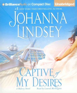 Captive of My Desires (CD-Audio)