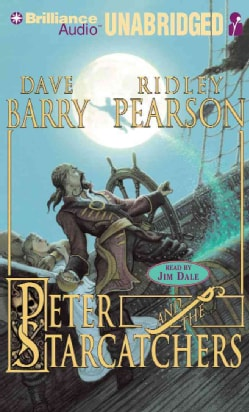 Peter and the Starcatchers (CD-Audio)