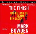 The Finish: The Killing of Osama Bin Laden, Library Edition (CD-Audio)