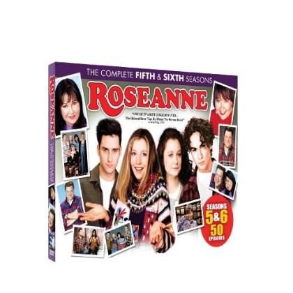 Roseanne: Seasons 5 & 6 (DVD)