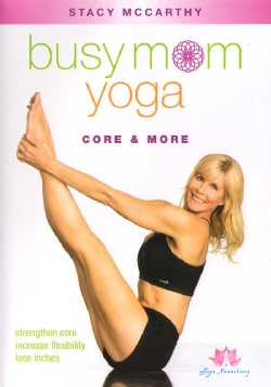 Busy Mom Yoga: Core & More (DVD)