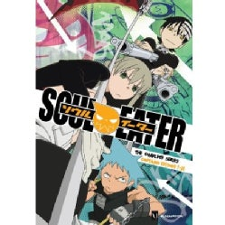 Soul Eater: Complete Series (DVD)
