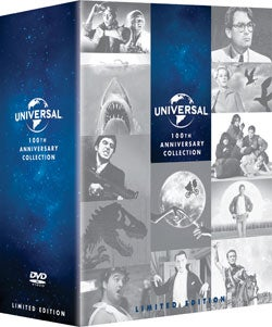 Universal 100th Anniversary Collection (DVD)