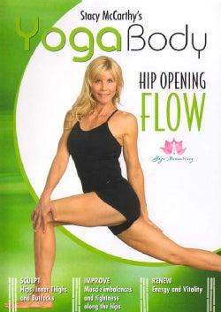 Yoga Body: Hip Opening Flow (DVD)