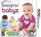 NinDS 3DS - Imagine Babyz 3D