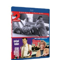 One Good Cop/A Stranger among Us (Blu-ray Disc)