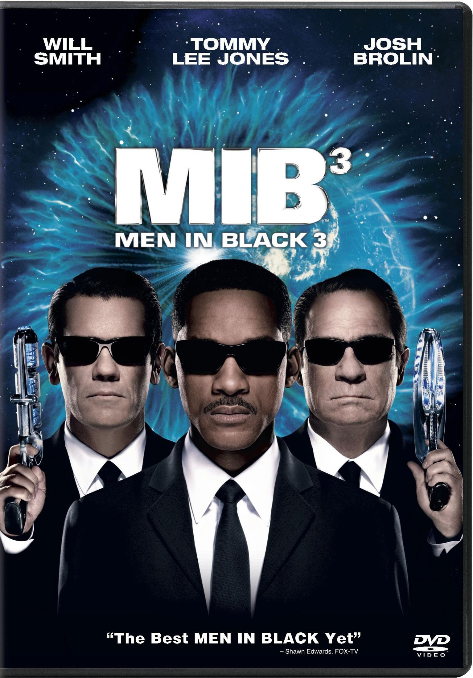Men in Black 3 (DVD)