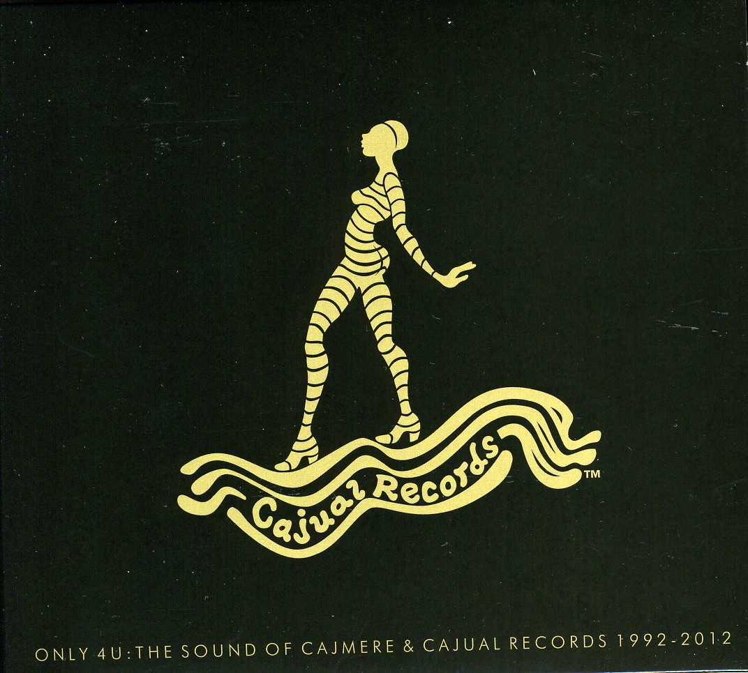 Various - Only 4 U: The Sound Of Cajmere & Cajual Records 1992-1997