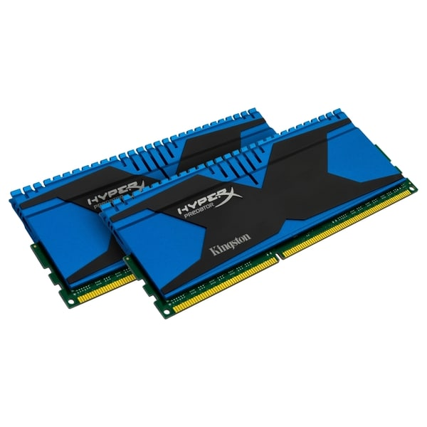 Kingston HyperX Predator - 8GB Kit (2x4GB) - DDR3 1866MHz