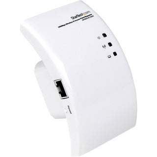 StarTech.com Wi-Fi Wireless Range Extender - 300 Mbps 802.11 b/g/n Ac