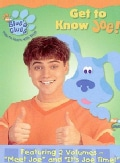Blue's Clues: Get To Know Joe (DVD)